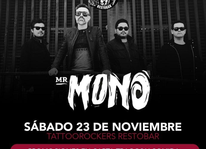 Mr. Mono en vivo