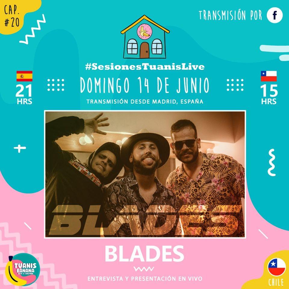 Live de Blades